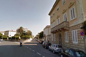 Rotonda D'Ardenza, 5 locali in palazzo Signorile