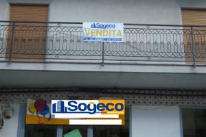 Bagheria (PA) in vendita appartamento in condominio sei (6) vani