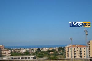 quattro vani vista mare zona stadio in vendita a Bagheria (PA) V/407