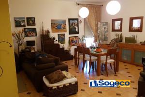Bagheria (PA) in affitto appartamento in buono stato quattro (4) vani con w.c. e ripostiglio