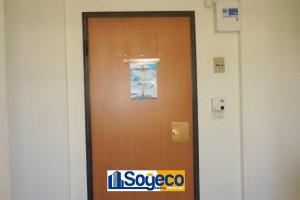 A/801 - Bagheria (PA) in locazione via Mattarella luminoso ufficio tre vani ed accessori