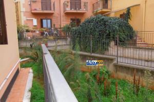 V/405 - Santa Flavia (PA) in vendita appartamento quattro (4) vani con giardino esclusivo