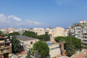 V/404 - Bagheria (PA) via Lo Bue in vendita ampio e panoramico appartamento ristrutturato