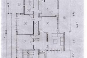 Ampio appartamento al grezzo in vendita a Bagheria (PA)