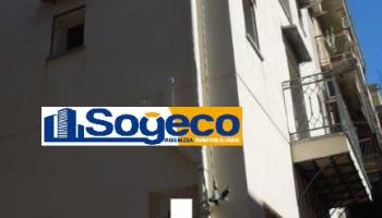 Bagheria (PA) in vendita palazzina su due livelli in corso di ristrutturazione