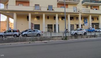 Bagheria (PA) via Città di Palermo in locazione ufficio quattro (4) vani e w.c - Rif. A/808.