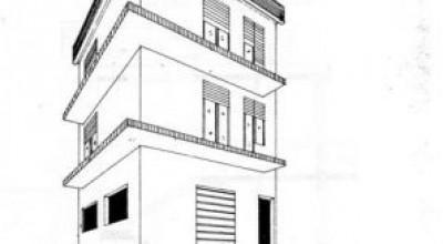 Bagheria (PA) in vendita struttura fabbricato indipendente