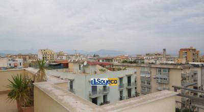 Sicilia, Bagheria (PA) in vendita panoramico attico cinque (5) vani con terrazzo
