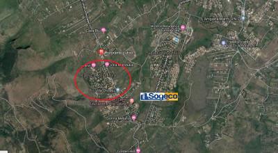 Sicilia Trabia (PA) contrada Sant'Onofrio in vendita panoramica villa nove (9) vani e 1.600 m.q. di terreno