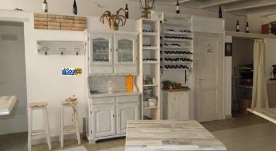 A/841 - Bagheria (PA) in affitto locale commerciale completo di attrezzature ed arredamento settore gastronomico