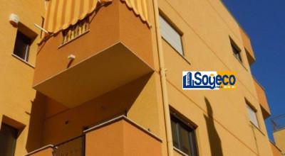 A/302 - Bagheria (PA) via Bernini in locazione appartamento in ottimo stato tre vani doppi servizi posto auto coperto