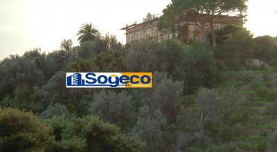 Bagheria (PA) in vendita appartamento panoramico con vista mare cinque (5) vani più accessori