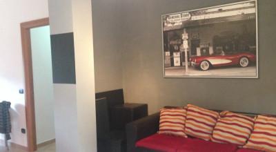Appartamento con due garage