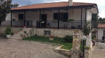 Villa con terreno