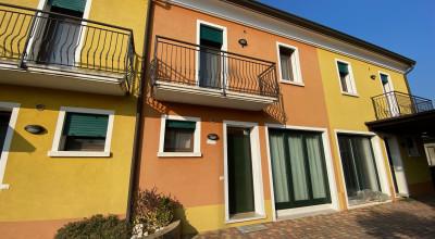 Villa a schiera in vendita a Mardimago rif. 210