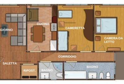 VENDESI - Appartamento in un condominio appena ristrutturato